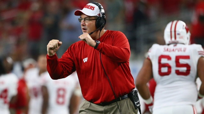 Badgers wrap up practice ahead of holiday break