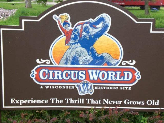 Ringling circus shed in Baraboo gets renovation