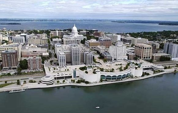 Website names Madison 8th hardest working city