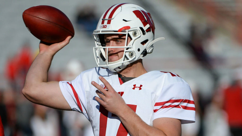Wisconsin still has a chance to make the Big Ten Championship Game