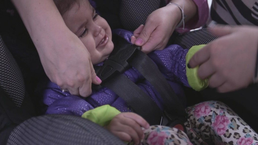 Consumer Reports: Winter coat and car seat safety