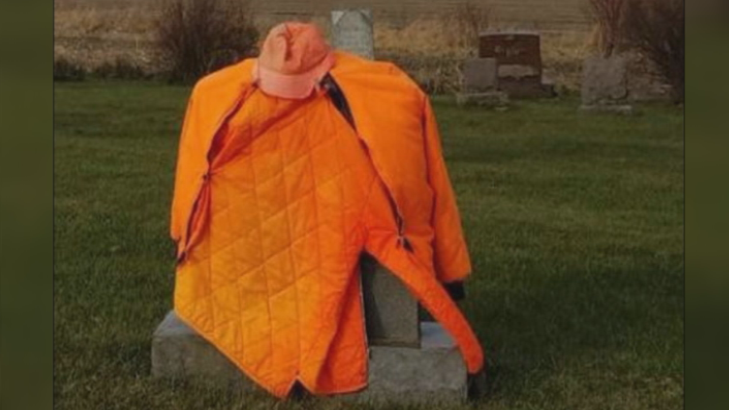 The untold tradition of the orange coat in Columbia County