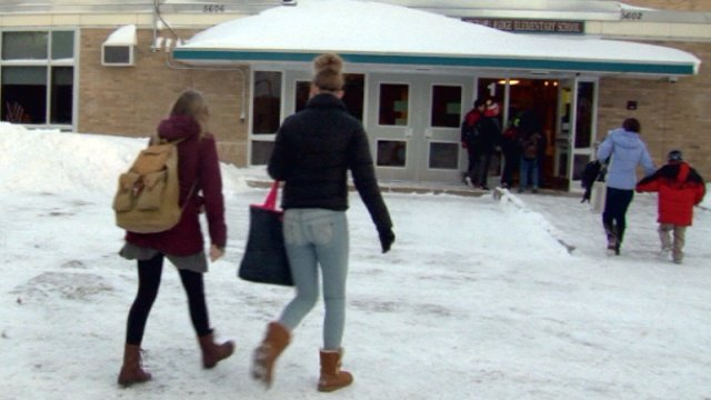 MMSD, UW cancel classes; Parents react to Monday classes