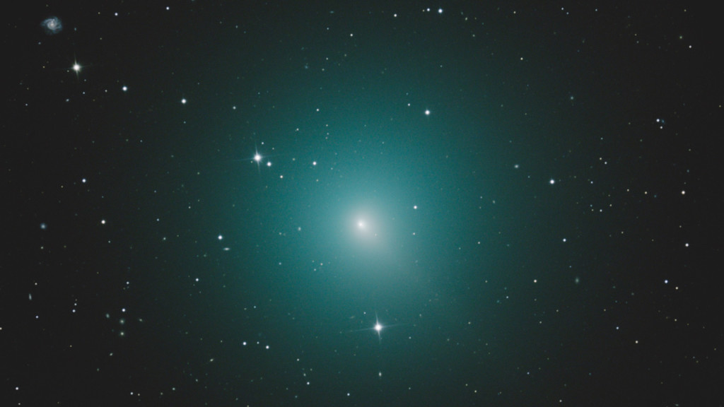 Brightest comet of 2018 visible before Christmas