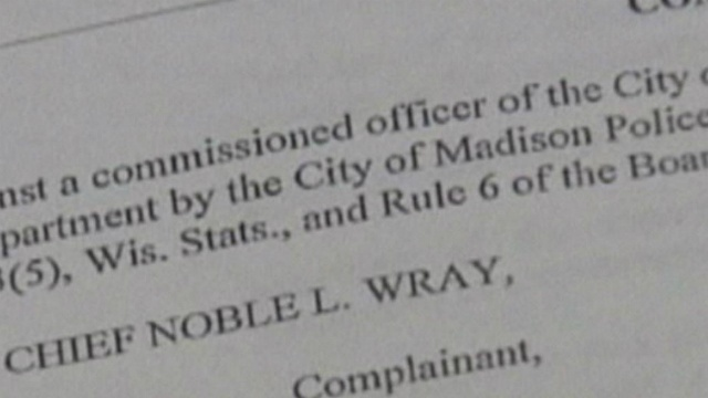 More Madison officers under investigation