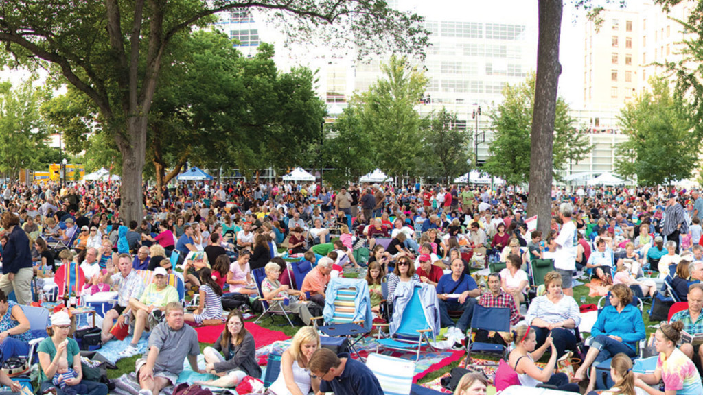 50 events to celebrate the final month of summer