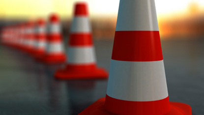 Monroe Street construction starts with no detour plan in place