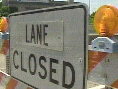 Road construction suspended for holiday weekend
