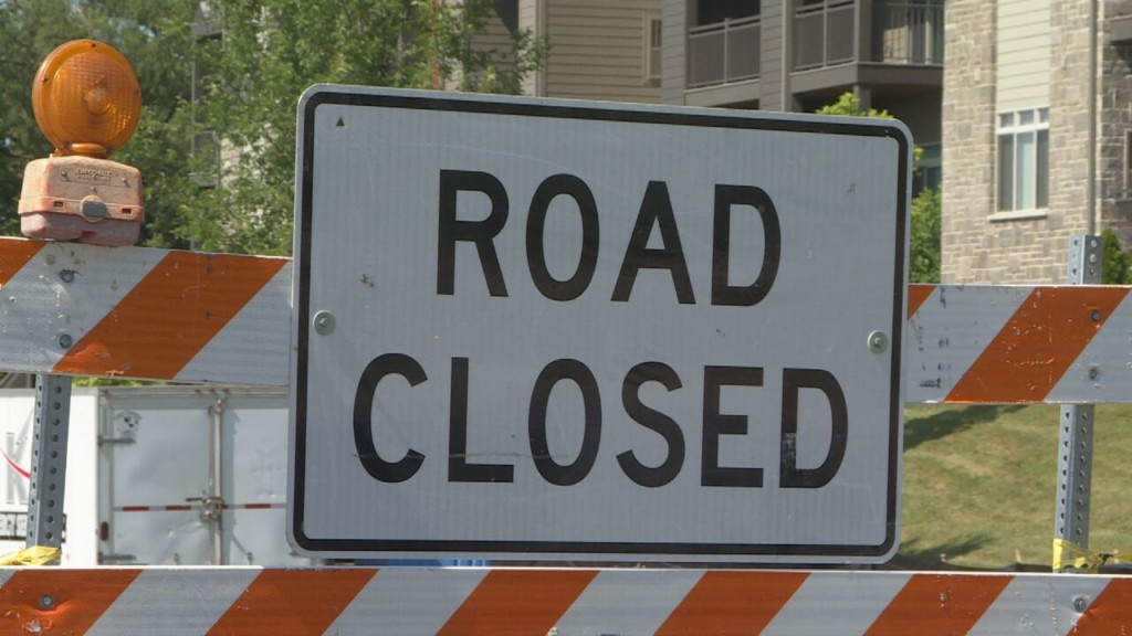 Part of County M to close next for resurfacing project