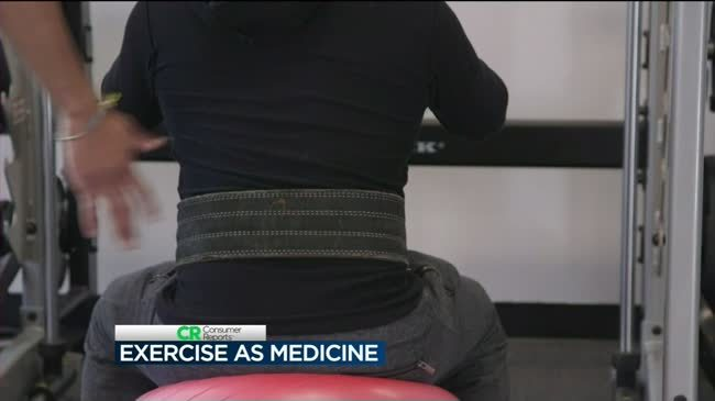 Consumer Reports: How to get disease-fighting benefits of exercise