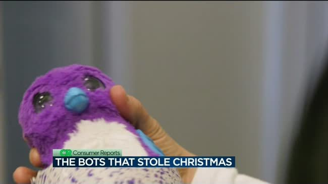 Consumer Reports: The bot that stole Christmas