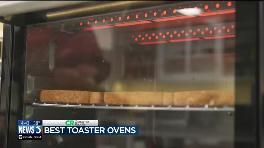 Consumer Reports: Time for a toaster oven