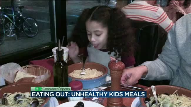 Consumer Reports: What are the best choices on restaurant kids' menus?