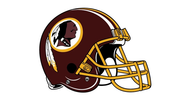 Anti-Redskins groups rally outside Vikings game