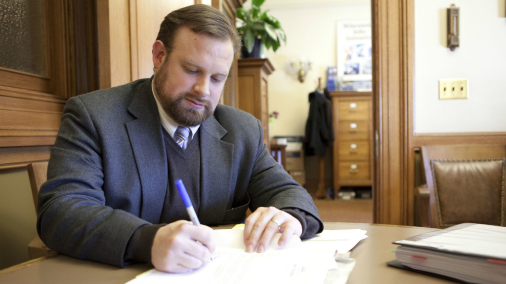 State Rep. Mason will step down after elected Racine mayor