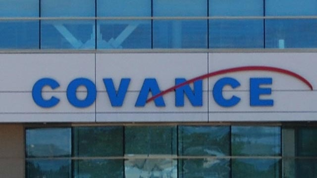 Covance sold to company from North Carolina