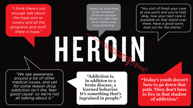 Changing the conversation about heroin