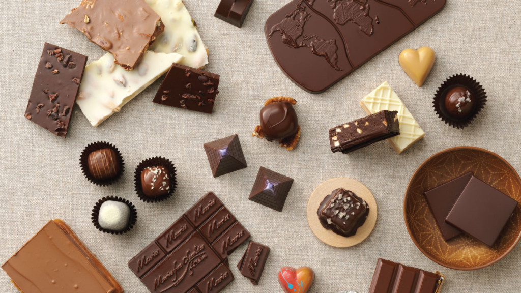 Pure Imagination: 11 Madison chocolates to melt for