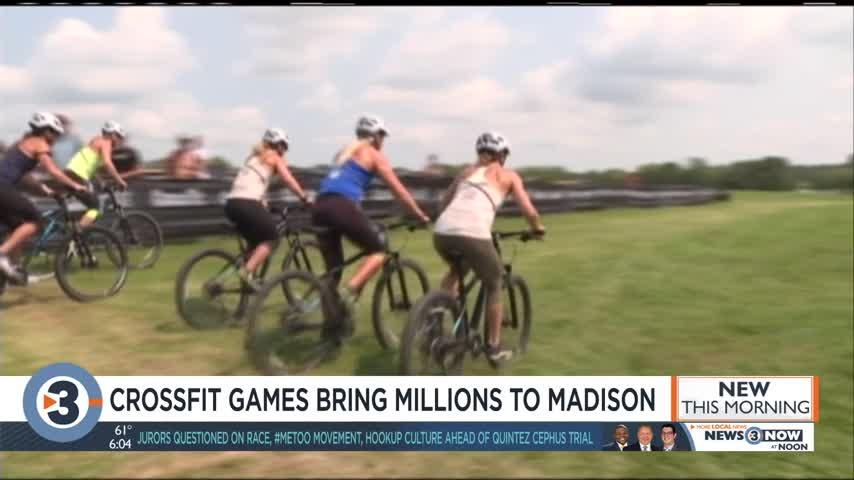 CrossFit Games to bring estimated $10 million in consumer spending to Madison
