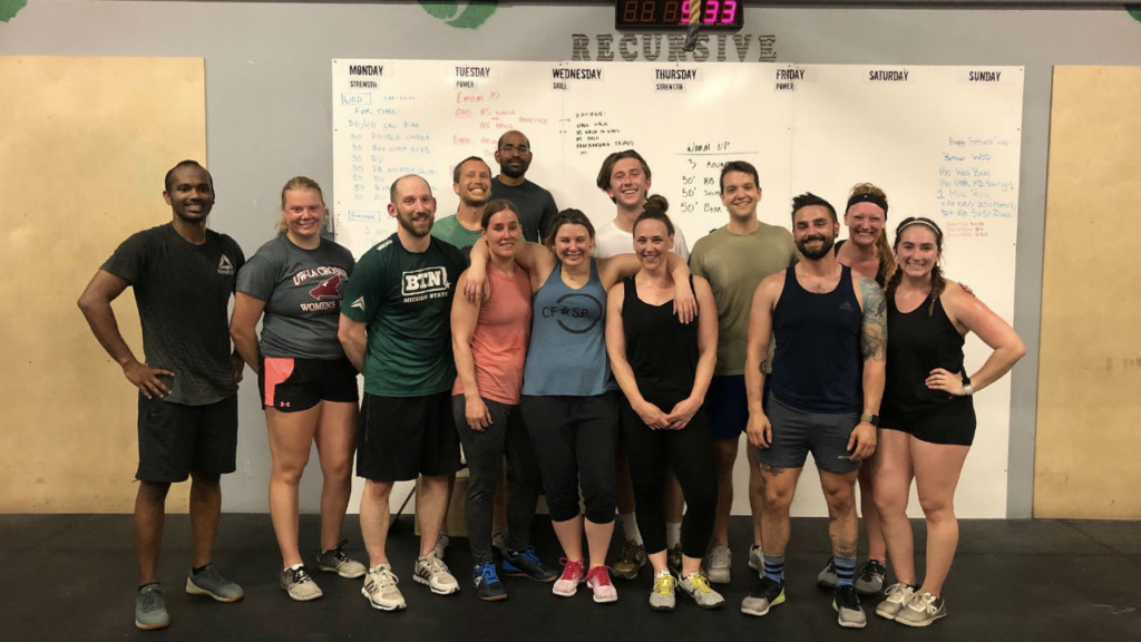 We asked one of our interns to try CrossFit for the first time