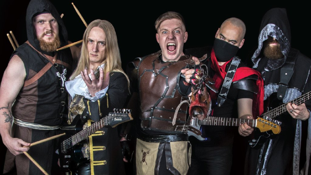 Lords of the Trident are making metal profitable