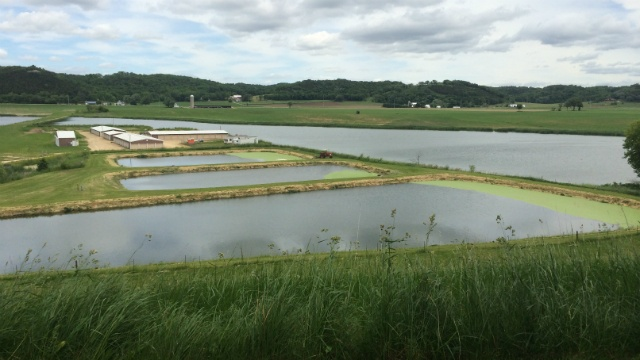 Wastewater ponds may cause Crystal Lake park to close