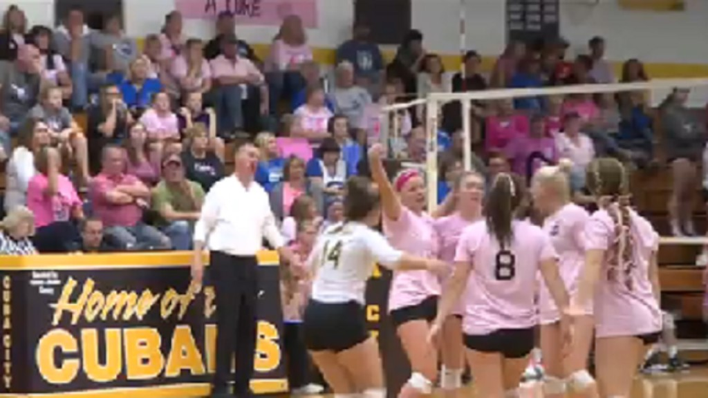 Cuba City volleyball remains on top in SWAL, sweep Southwestern