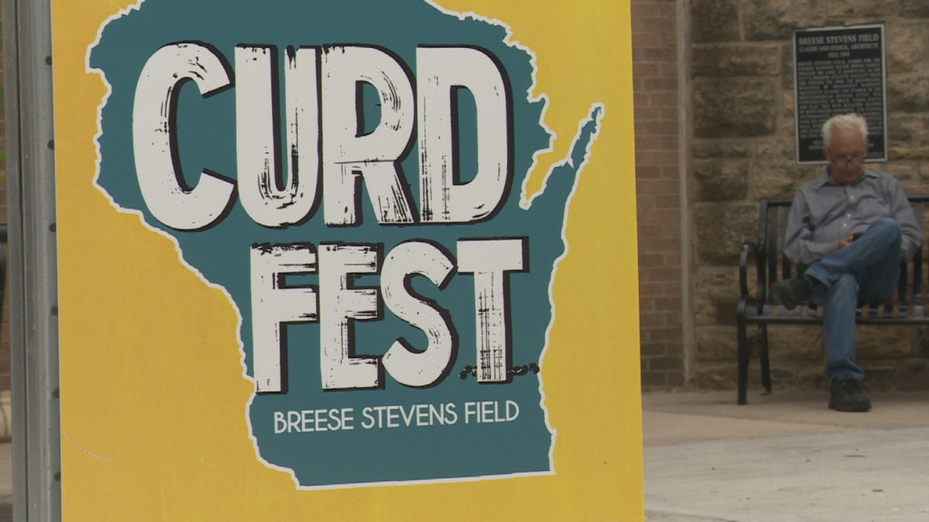 Cheese lovers unite at Curdfest