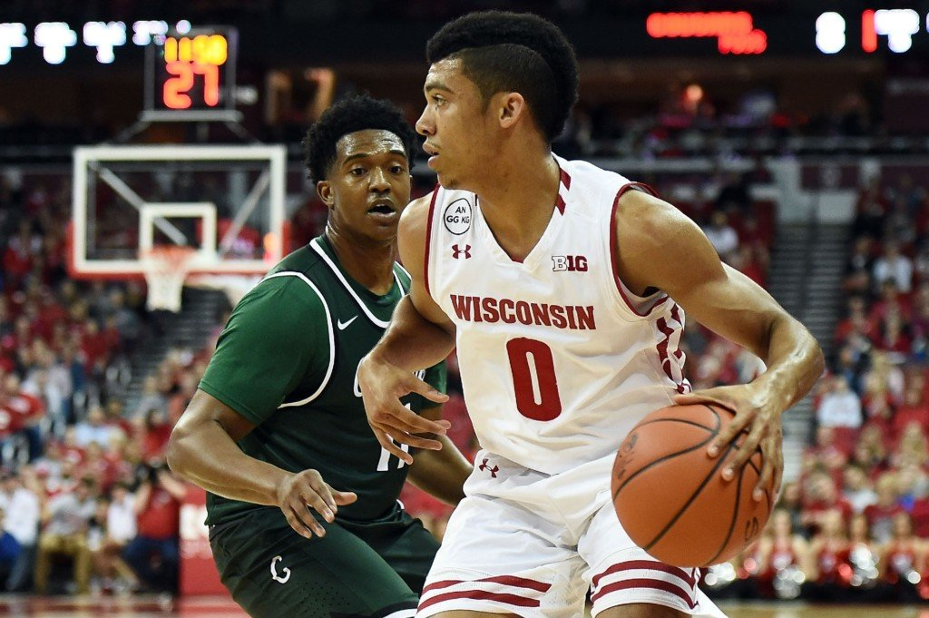 Badgers trounce Chicago State, 69-51