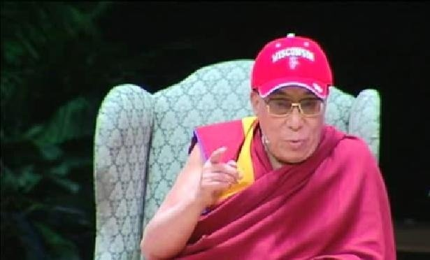 Dalai Lama to speak to Wisconsin Legislature