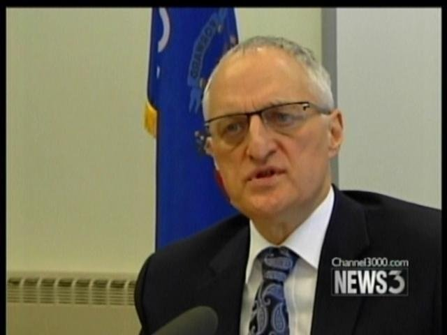 Outgoing Madison superintendent talks with WISC-TV