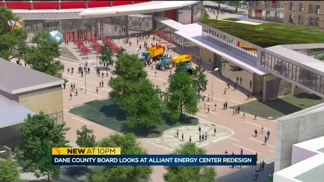 Think big, do redevelopment of Alliant Energy Center right