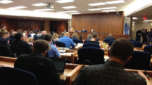 Dane County Board approves union contract