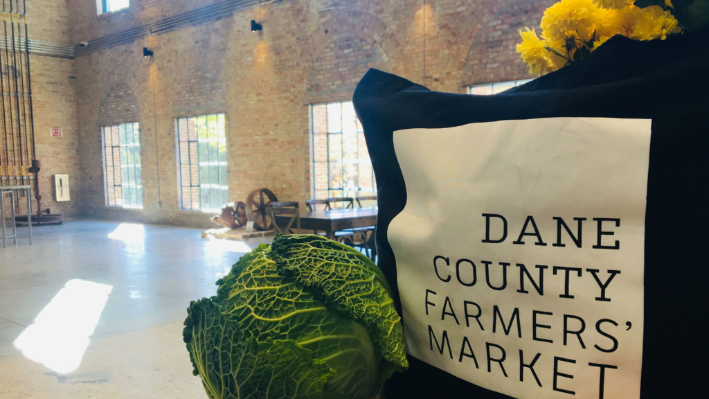 Dane County Farmers' Market plans to move late winter market to Garver Feed Mill
