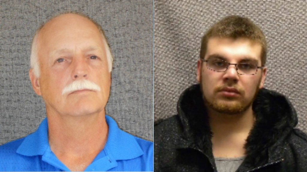 2 sex offenders arrested for violating restrictions during Halloween checks