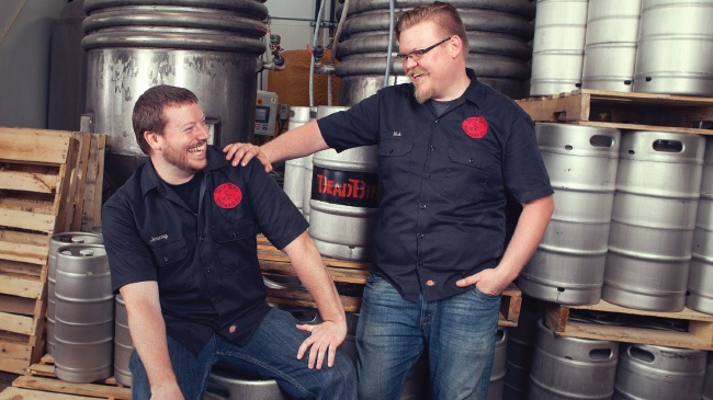 At-home habit: Hobbyists turn brewing into business