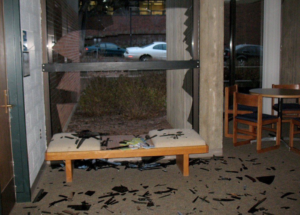 Deer causes about $5,500 in damage at UW-Stout