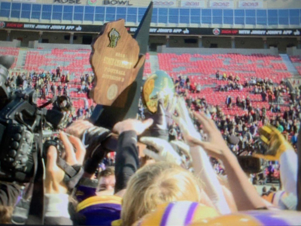 37 years in the making, DeForest football team wins Division 3 state championship