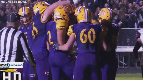 DeForest beats Waunakee for Badger North title