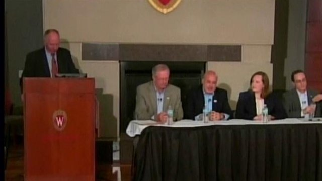 Democrats in 2nd District race face off in debate