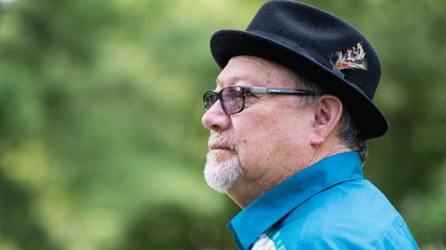 Buck Martin a long-time advocate for Native American issues