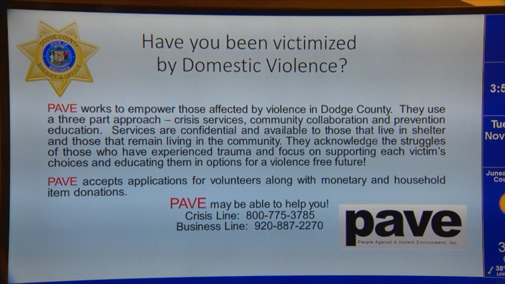 New Dodge County domestic violence prevention efforts include 'Lethality Assessment Program'