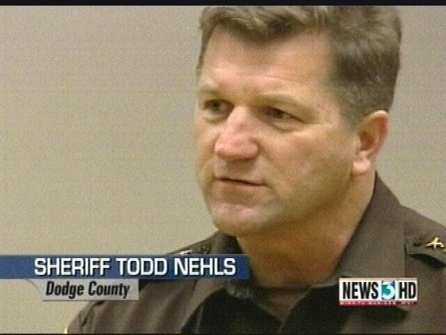 Sheriff retires with nearly 2 years left on term