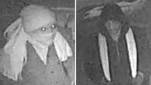 Sheriff releases images of burglary suspects