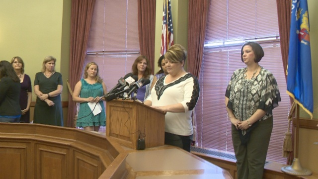 Plan focuses on improving services for domestic violence victims