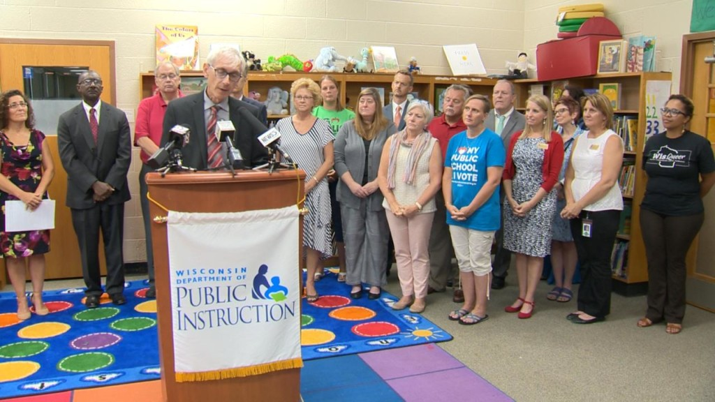 Wisconsin DPI announces grants, seeks tenfold increase in mental health funding for students