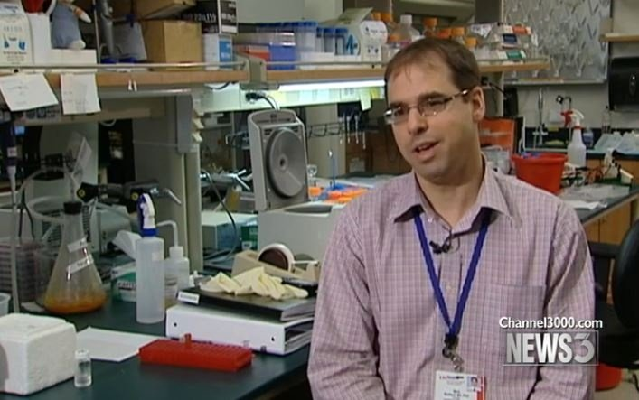 UW doctor splits time researching breast cancer, treating patients