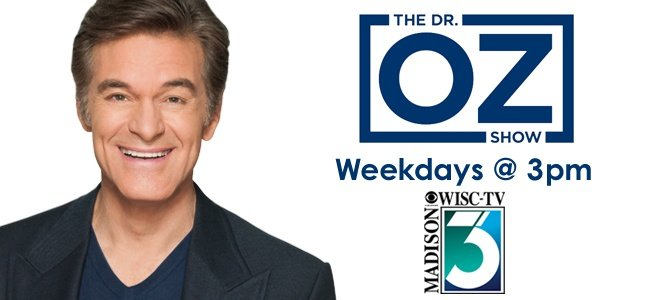 What's on Dr. Oz this week