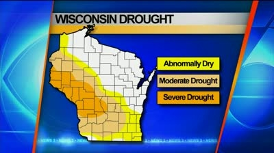 Much of state under drought conditions