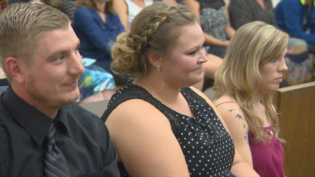 First participants graduate from Sauk County drug court